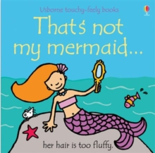 That's Not My Mermaid, Board book Book