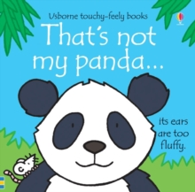 That's Not My Panda, Board book Book