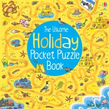 Holiday Pocket Puzzle Book, Paperback / softback Book