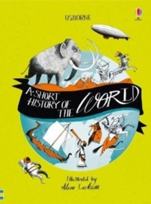 A Short History of the World, Hardback Book