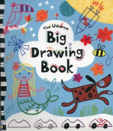 Big Drawing Book, Paperback / softback Book