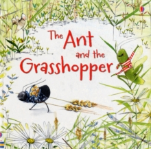 The Ant and the Grasshopper, Paperback Book