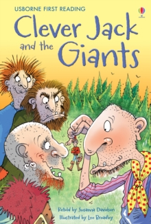 Clever Jack And The Giants, Hardback Book