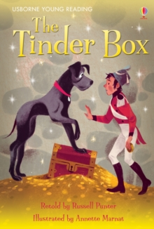 The Tinder Box, Hardback Book