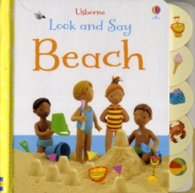 Look and Say : Beach, Board book Book