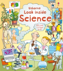Look Inside Science, Board book Book