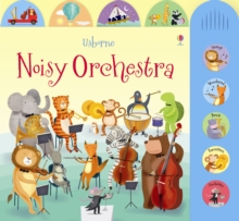 Noisy Orchestra, Board book Book