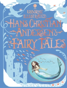 Illustrated Hans Christian Andersen's Fairy Tales, Hardback Book