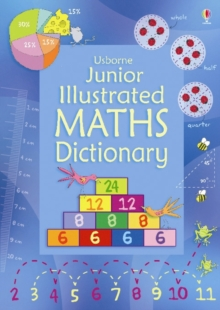 Junior Illustrated Maths Dictionary, Paperback Book