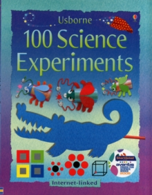 100 Science Experiments, Paperback / softback Book