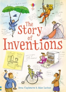 The Story of Inventions, Paperback / softback Book