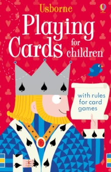 Playing Cards for Children, Cards Book