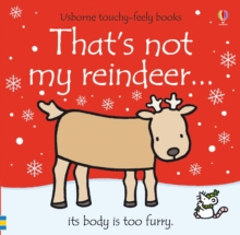 That's Not My Reindeer, Board book Book