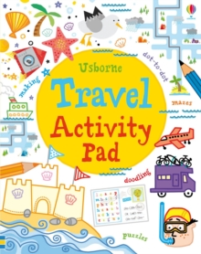 Travel Activity Pad, Paperback / softback Book