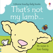 That's Not My Lamb, Board book Book