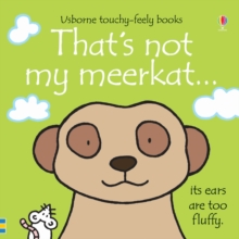 That's Not My Meerkat, Board book Book