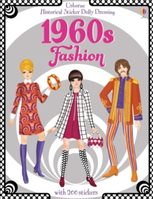 Historical Sticker Dolly Dressing 1960s Fashion, Paperback / softback Book