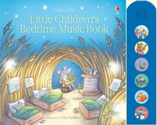 Little Children's Bedtime Music Book, Hardback Book