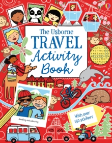 Travel Activity Book, Paperback / softback Book