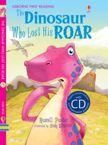 The Dinosaur Who Lost His Roar, CD-Audio Book