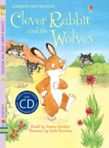 Clever Rabbit and the Wolves, CD-Audio Book