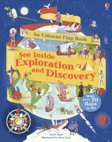 See Inside Exploration and Discovery, Board book Book