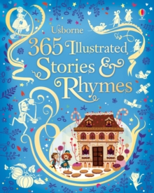 365 Illustrated Stories and Rhymes, Hardback Book