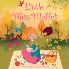 Little Miss Muffet, Paperback Book