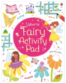 Fairy Activity Pad, Paperback Book