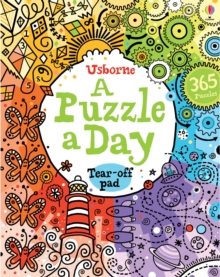 A Puzzle a Day, Paperback / softback Book