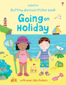 Getting Dressed Going on Holiday, Paperback Book