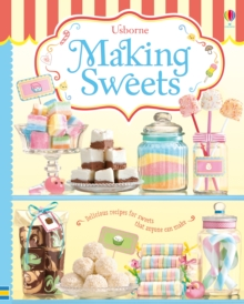 Making Sweets, Spiral bound Book