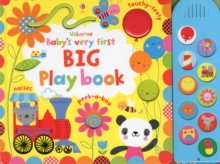 Baby's Very First Big Playbook, Board book Book