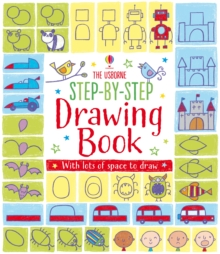 Step-by-Step Drawing Book, Paperback / softback Book