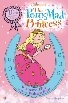 Princess Ellie and the Palace Plot, Paperback Book