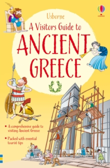 Visitor's Guide to Ancient Greece, Paperback / softback Book