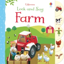 Look and Say Farm, Board book Book
