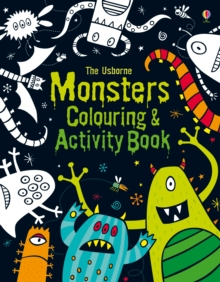 Monsters Colouring and Activity Book, Paperback / softback Book