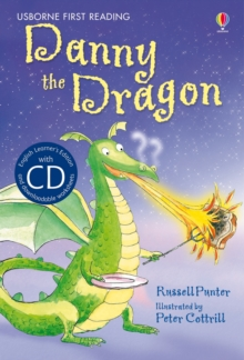 English Learners' Edition First Reading Series 3 : Danny the Dragon, CD-Audio Book