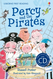 Percy and the Pirates, Mixed media product Book