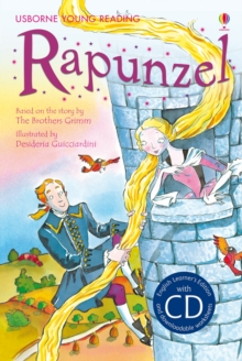 Rapunzel, CD-Audio Book