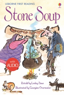 Stone Soup : Usborne First Reading: Level Two, EPUB eBook