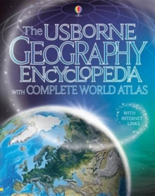 Geography Encyclopedia, Paperback Book