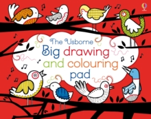 Big Drawing, Dooling and Colouring tear-off Pad, Paperback Book