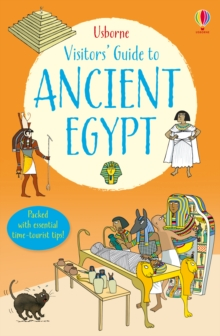 A Visitor's Guide to Ancient Egypt, Paperback Book