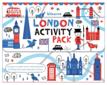 London Activity Pack, Mixed media product Book