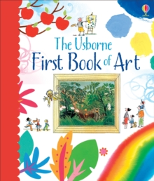 The First Book of Art, Paperback Book