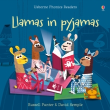 Liamas in Pyjamas, Paperback Book