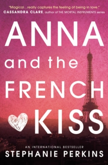 Anna and the French kiss, Paperback Book