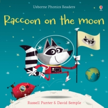 Raccoon on the Moon, Paperback Book
